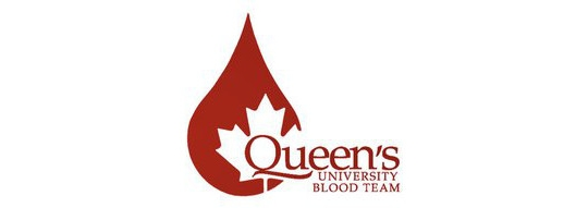 Queen's University Blood Team Logo