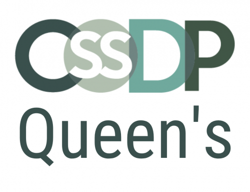 Queen's University Chapter of Canadian Students for Sensible Drug Policy (CSSDP)