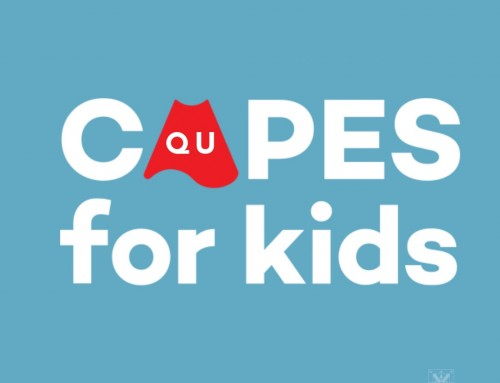 Capes for Kids: Queen's Chapter