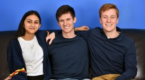 Jessica Dahanayake, Auston Pierce, William Greene