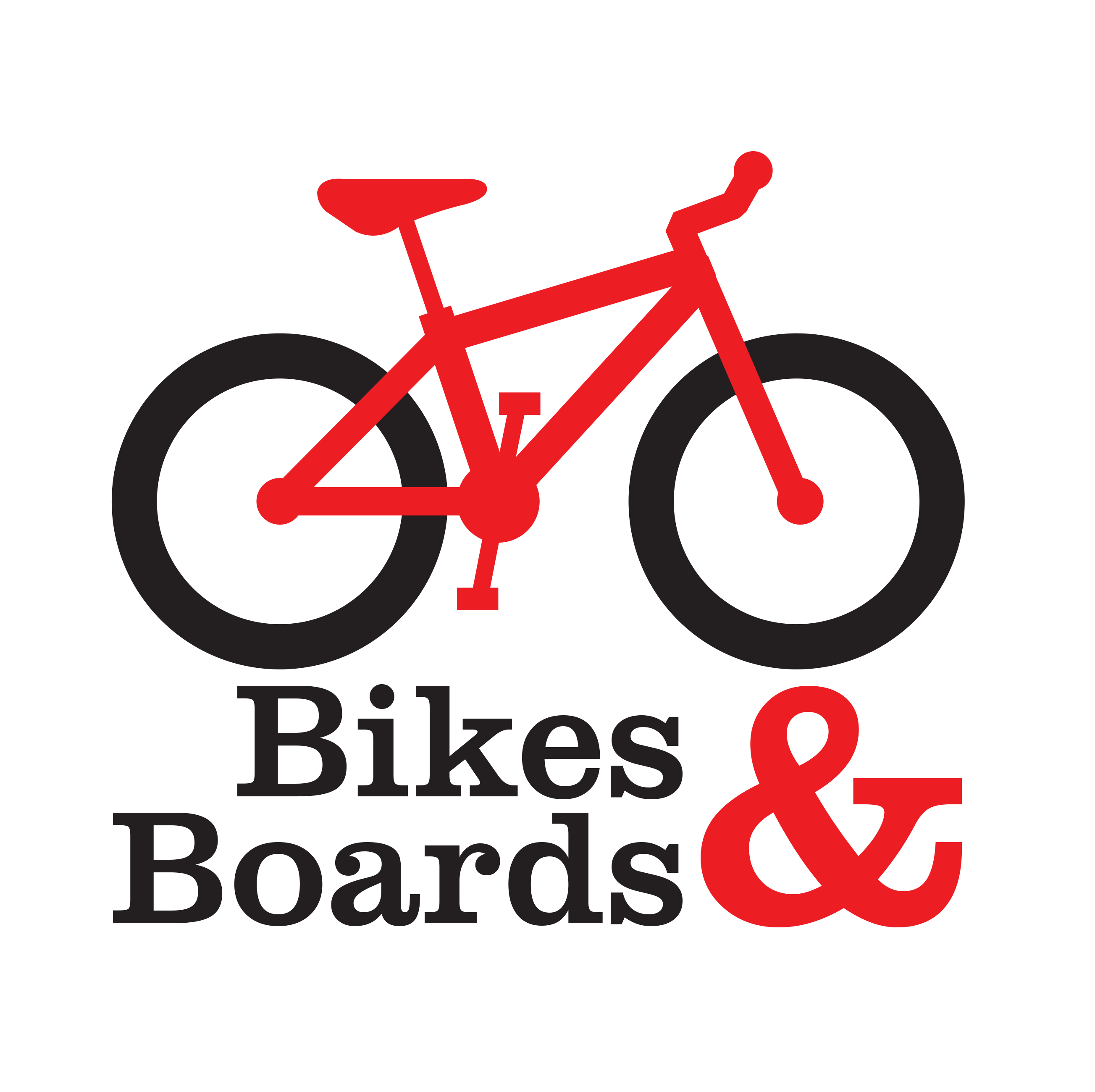 Bikes & Boards Logo