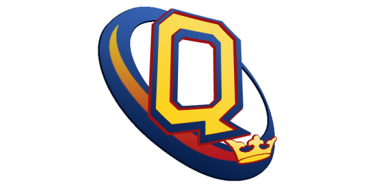 Queen's Comic Book Legion Logo