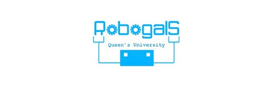Robogals: Queen's Chapter Logo