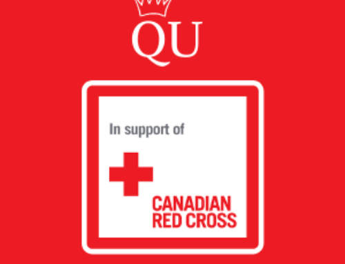 Queen's University in Support of Red Cross